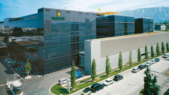 Rolex Evergreen - Factory
