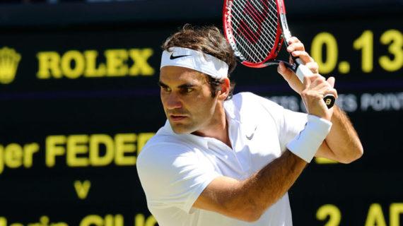 Rolex Evergreen - Federer