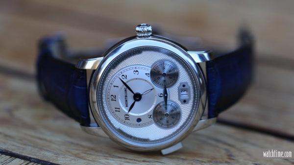 The Montblanc Star Legacy Nicolas Rieussec Chronograph