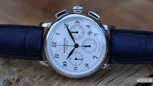 The Montblanc Star Legacy Automatic Chronograph