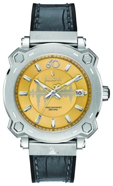Bulova Grammy's watch