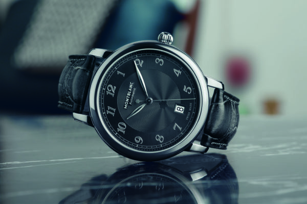 The Montblanc Star Legacy Automatic Date