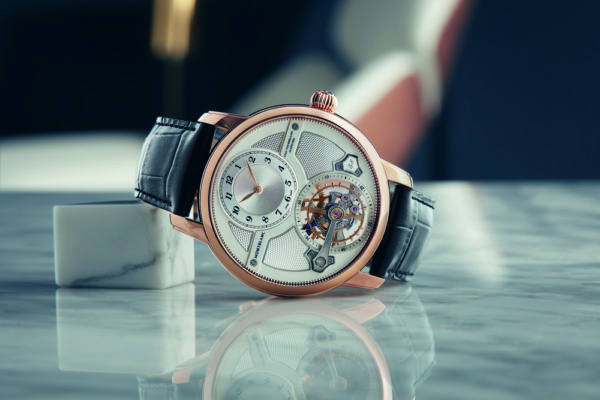 The Montblanc Star Legacy Suspended Exo Tourbillon Limited Edition 58