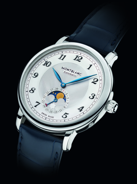 The Montblanc Star Legacy Moonphase