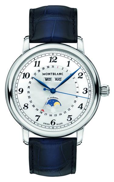 The Montblanc Star Legacy Full Calendar