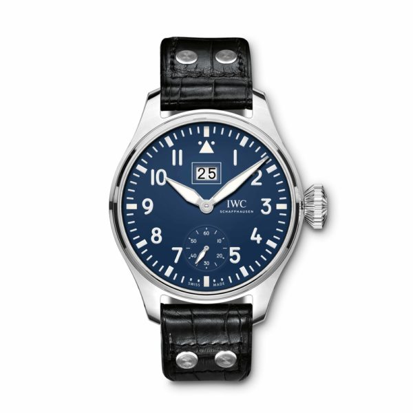 """The IWC Big Pilot's Watch Big Date Edition """"150 Years"""" (Ref. 5105)"""