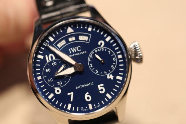 "The IWC Big Pilot's Watch Annual Calendar Edition ""150 Years"" (Ref. IW502708)"