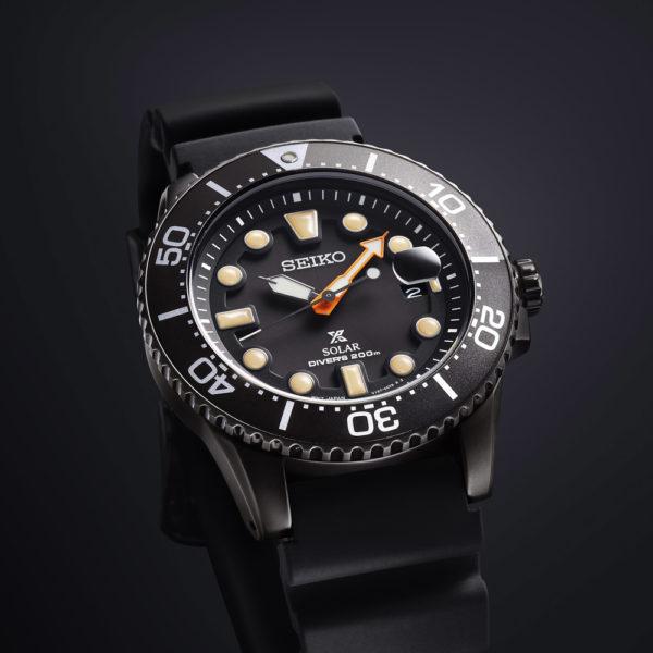 The Seiko ProspexSolar Diver SNE493P1