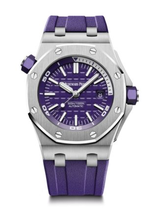 """The Royal Oak Offshore Diver """"Day Into Night Purple"""""""
