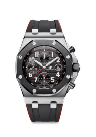 The Royal Oak Offshore Self-winding Chronograph Black and Red