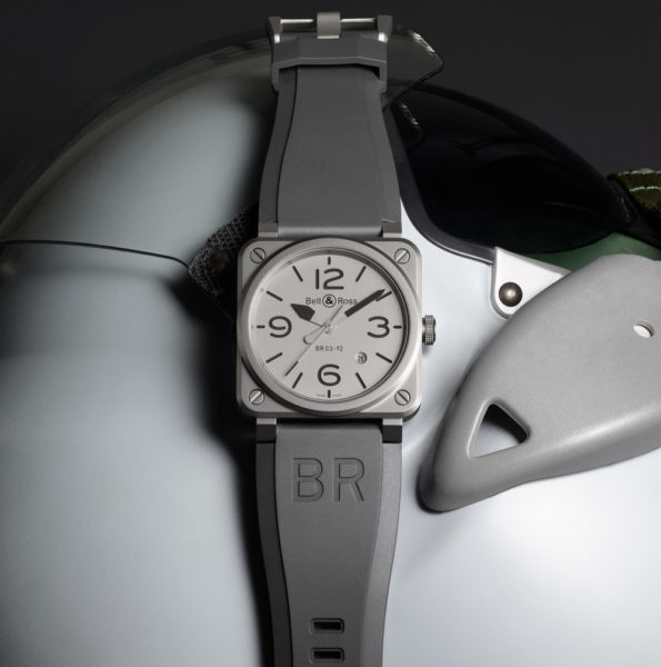 The Bell & Ross Horoblack BR03-92