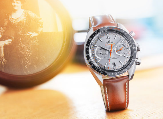 Omega Speedmaster Racing - soldier