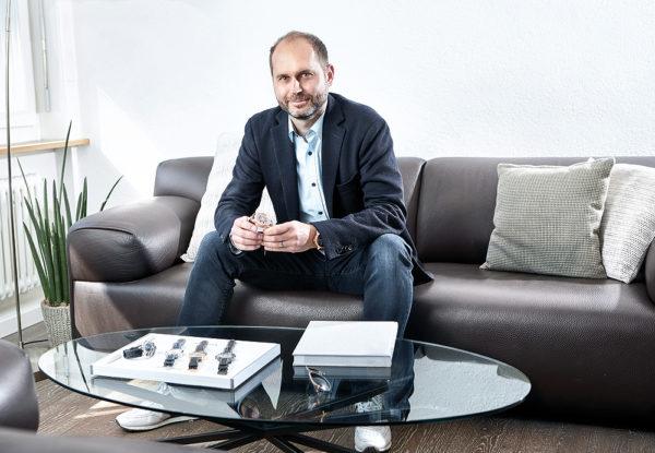 Serge Michel, Founder, Armin Strom