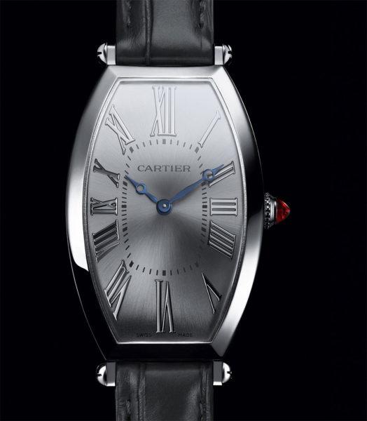 Cartier Prive Tonneau - Platinum