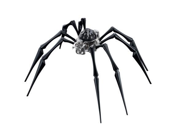 MB&F Arachnophobia Black