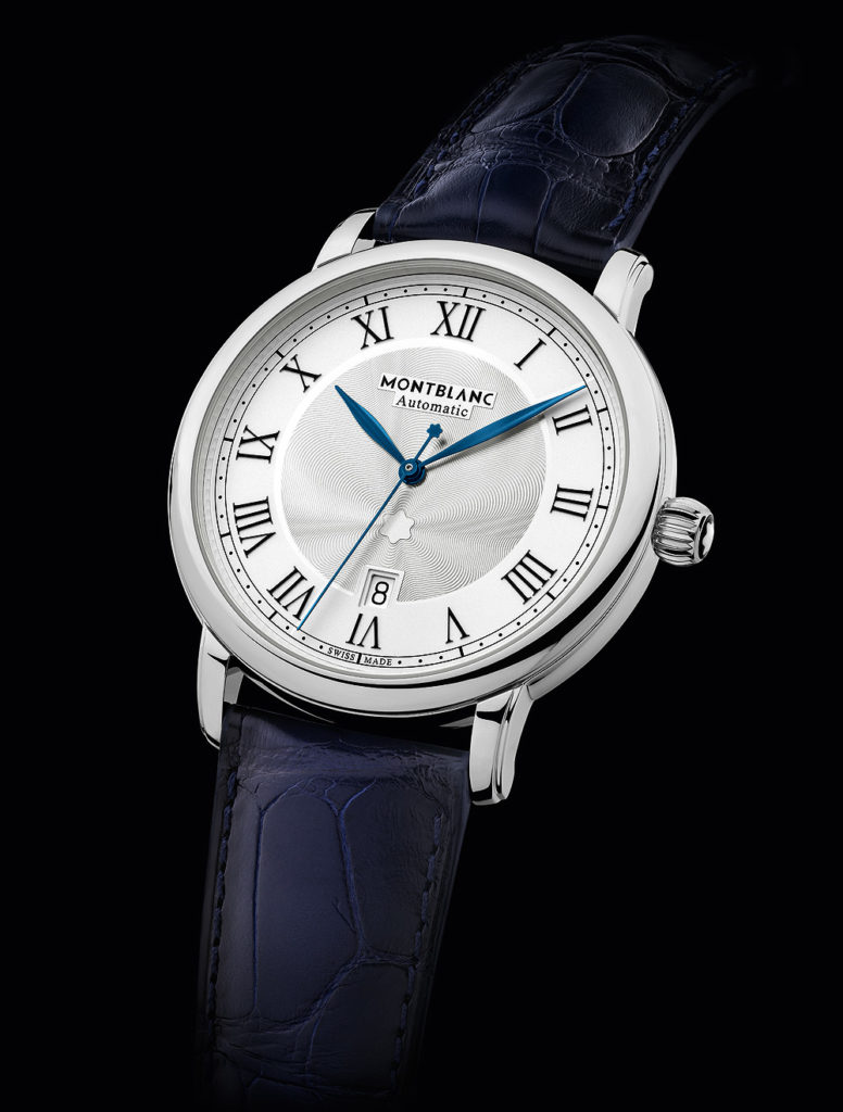 Montblanc Star Legacy Automatic - angle