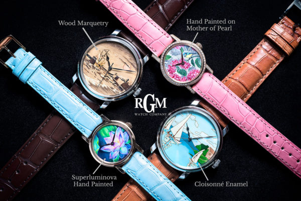 RGM Art Watches - Group