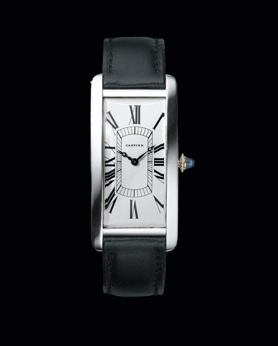 Cartier Tank Cintre 1920s