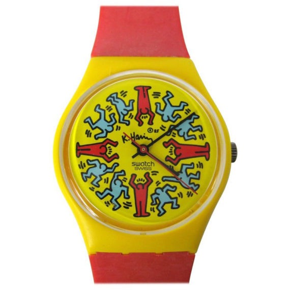 Swatch Keith Haring Watch