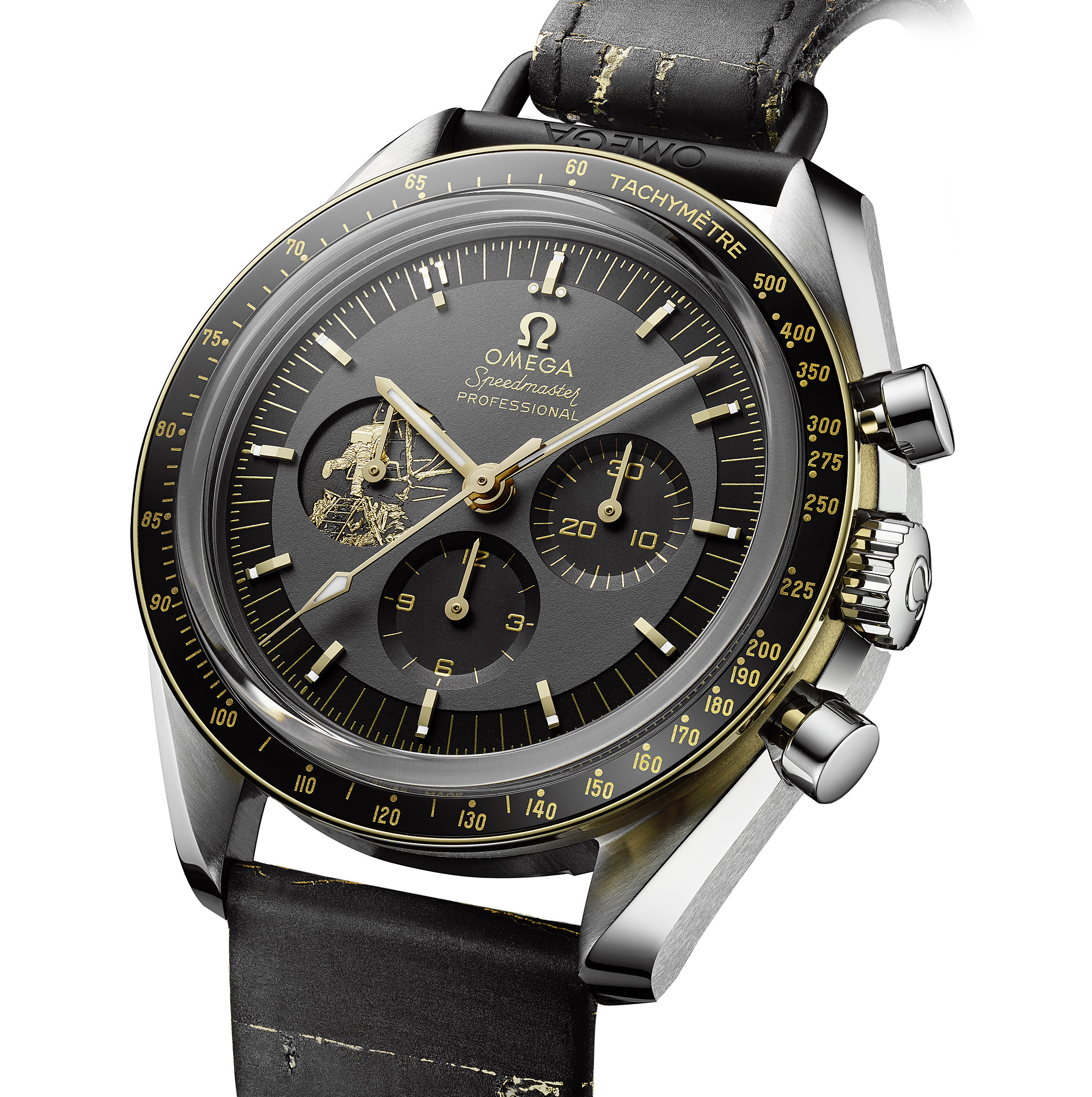 Swatch Group 2019 Release: The Omega Speedmaster Apollo 11 50th Anniversary Limited Edition in Stainless Steel