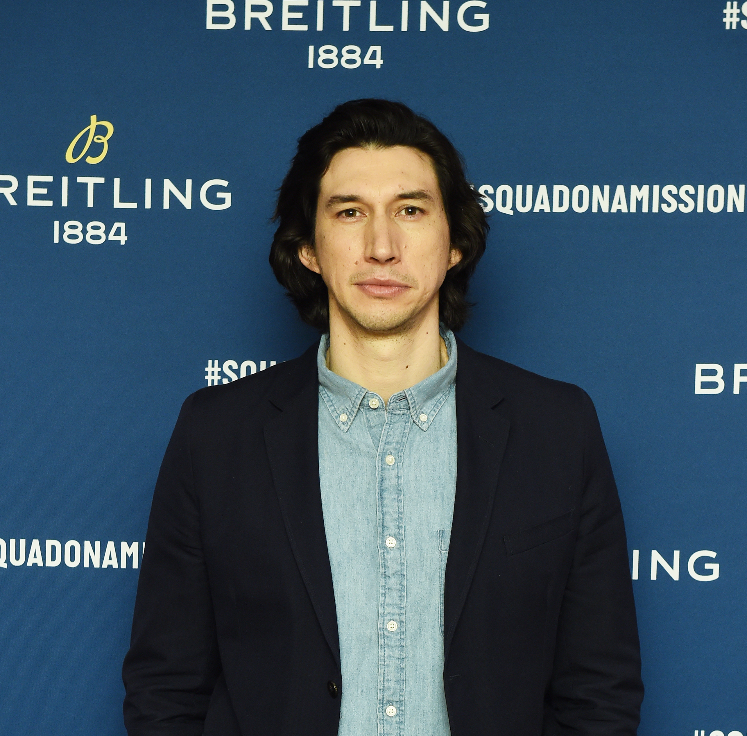 Oscar-Nominated Actor and Breitling Ambassador Adam Driver Talks Watches