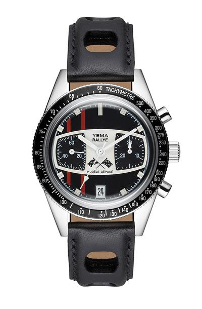 Vintage Eye for the Modern Guy: Yema Rallye Andretti Limited Edition