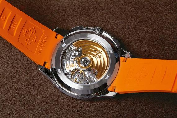 Đồng hồ bấm giờ Patek Philippe Aquanaut - trở lại