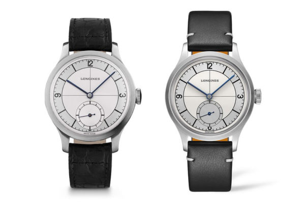 Longines Heritage Classic Sector Dial - pair