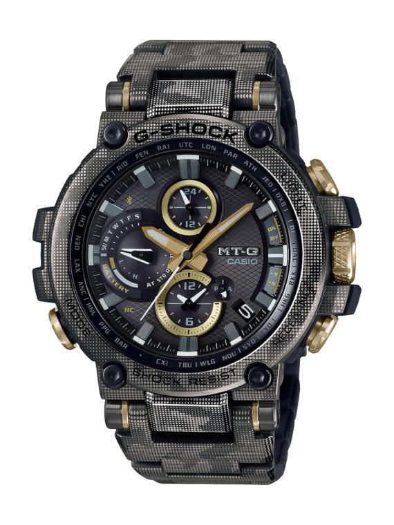 G-Shock MTG-B1000DCM-1A - front