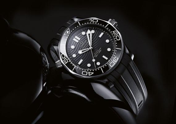 Omega Seamaster Diver 300M Ceramic - intro