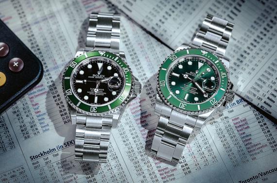 Rolex Submariner Dates