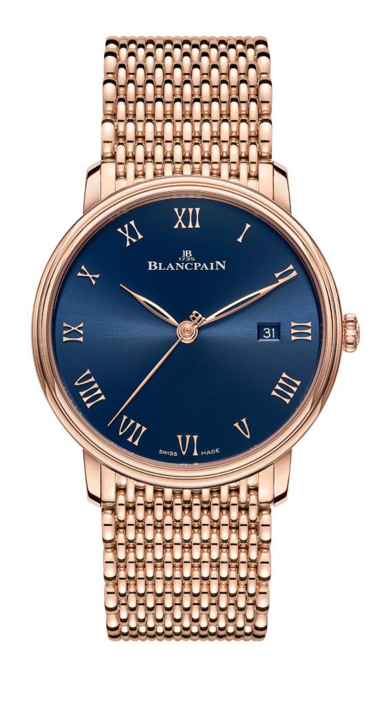 Blancpain Villeret Ultraplate 6651-3640-MMB - bracelet