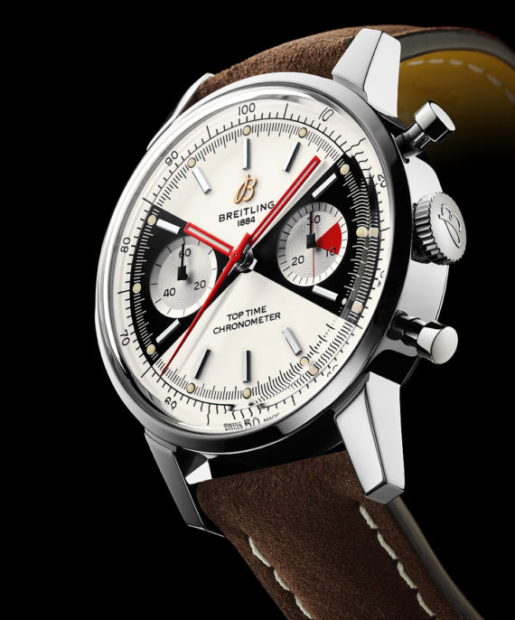 Breitling Top Time Limited Edition - angle