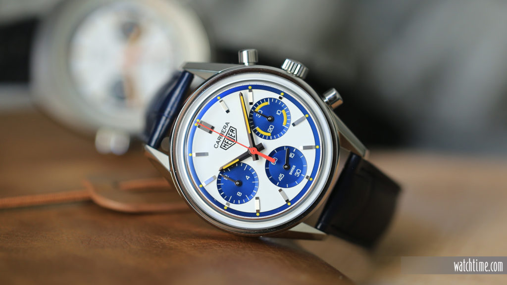 TAG Heuer Carrera 160th Anniversary Montreal Limited Edition