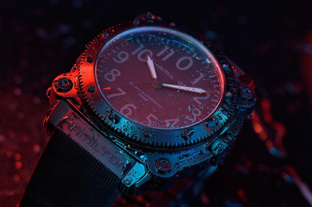 Hamilton Belowzero Titanium Limited Edition Red
