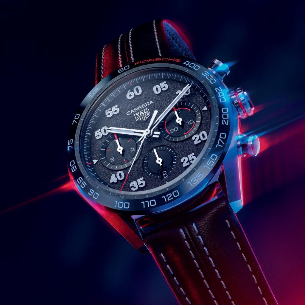 TAG Heuer Carrera Chronograph Porsche Edition