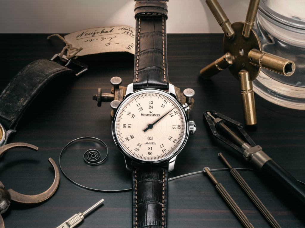 Showing at WatchTime New York 2021: MeisterSinger Bell Hora